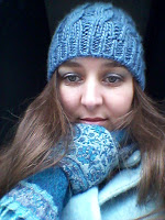 Winteraccessoires: 50 Shades of Blue