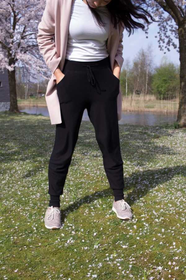 So Good To Wear cashmere broek